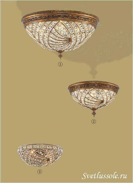 Декоративный светильник WE312.06.507_wertmark