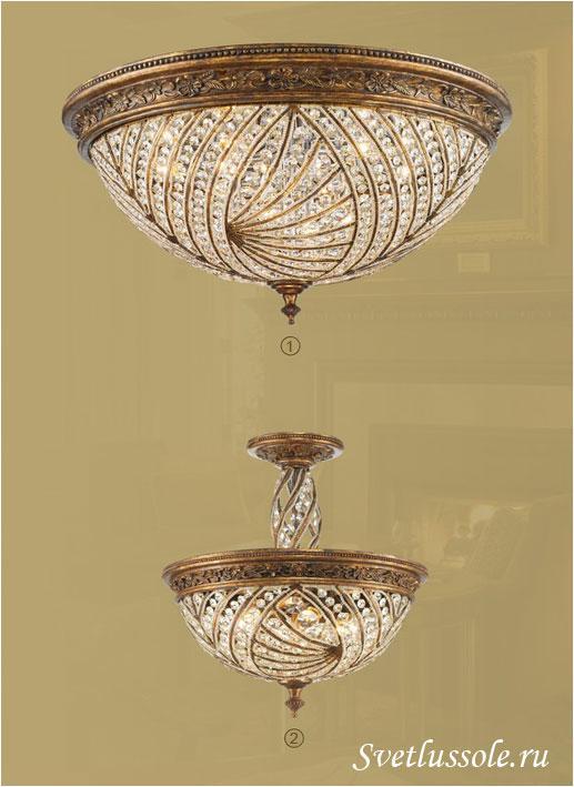 Декоративный светильник WE312.06.503_wertmark