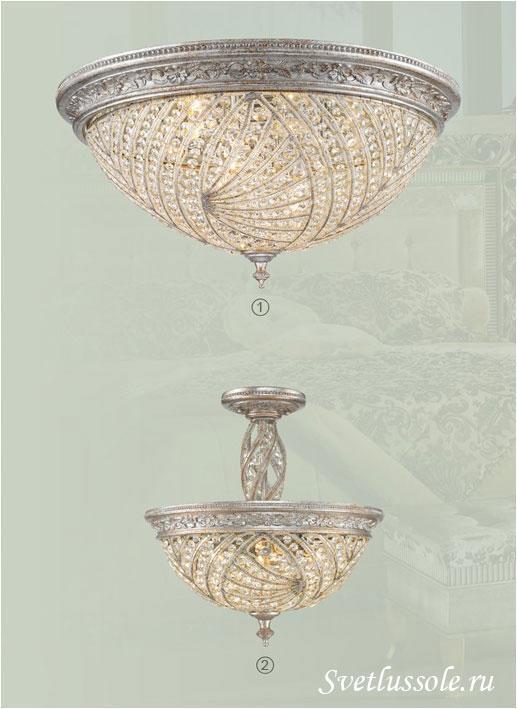 Декоративный светильник WE312.06.203_wertmark