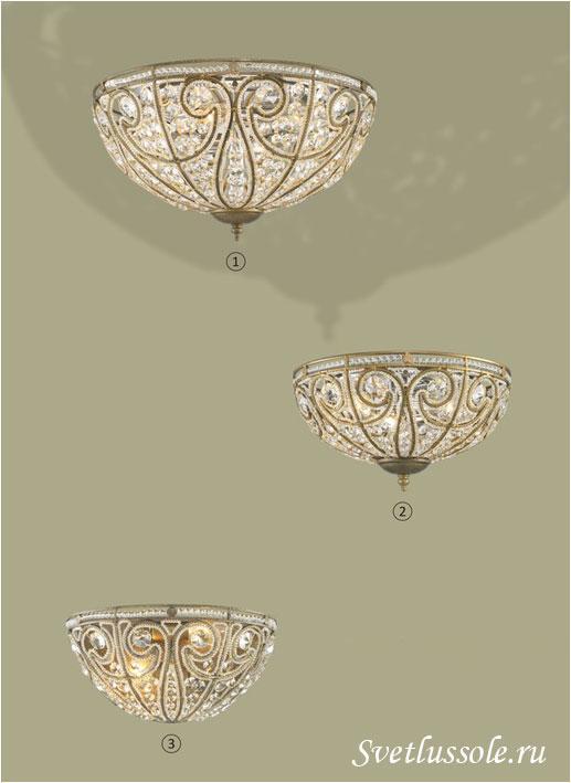 Декоративный светильник WE313.06.607_wertmark