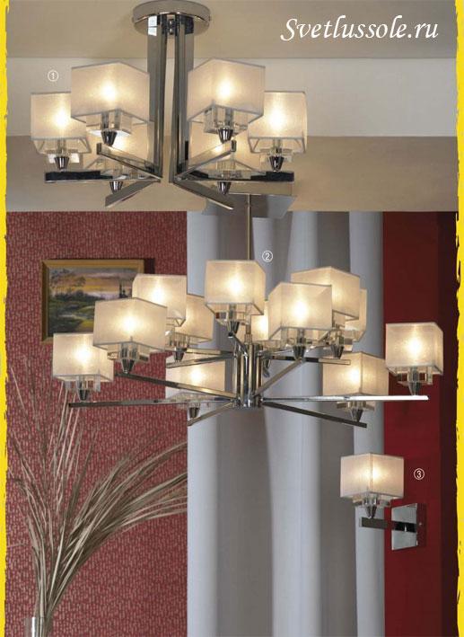 Декоративный светильник Cislago LSA-4503-06