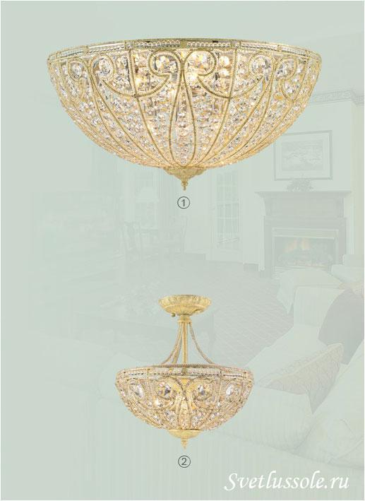 Декоративный светильник WE313.10.007_wertmark
