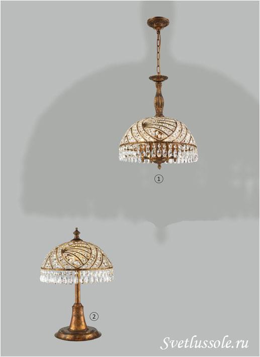 Декоративный светильник WE317.06.503_wertmark