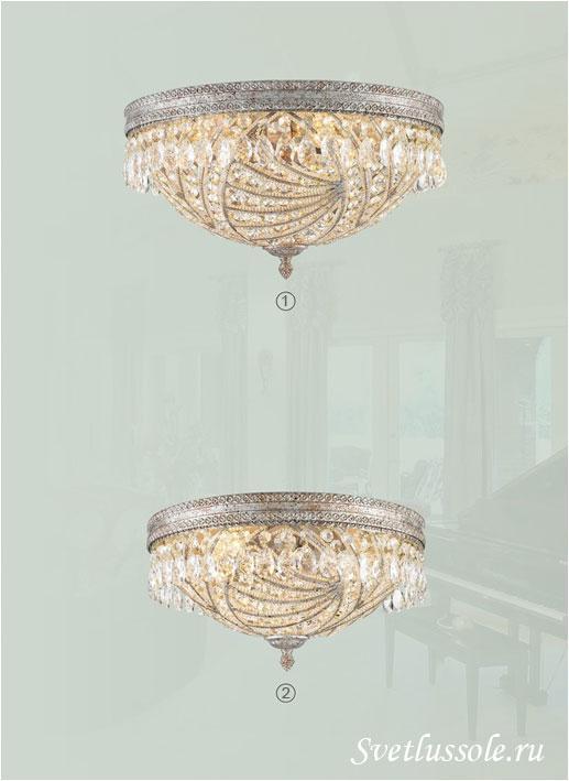 Декоративный светильник WE317.06.207_wertmark