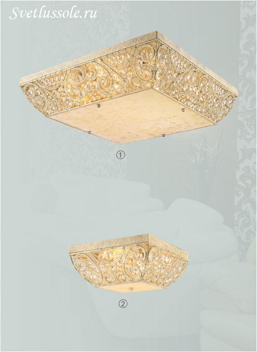 Декоративный светильник WE316.12.007_wertmark