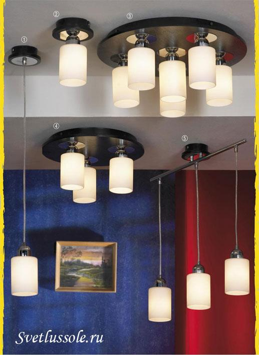Декоративный светильник Caprile LSF-6107-03