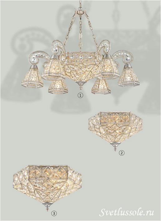 Декоративный светильник WE320.09.203_wertmark