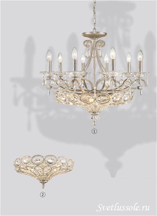 Декоративный светильник WE310.14.203_wertmark