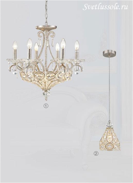 Декоративный светильник WE310.10.203_wertmark