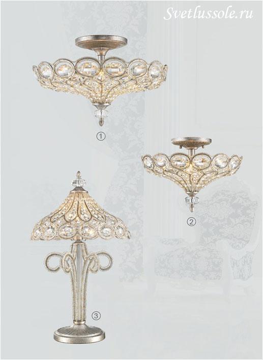 Декоративный светильник WE310.06.207_wertmark