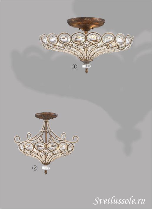 Декоративный светильник WE310.08.507_wertmark