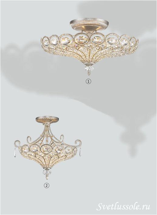 Декоративный светильник WE310.08.207_wertmark