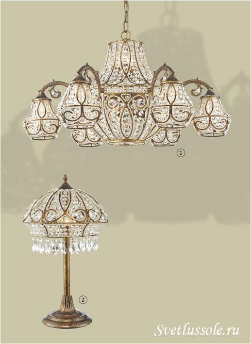 Декоративный светильник WE323.12.503_wertmark