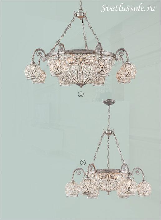 Декоративный светильник WE322.12.203_wertmark