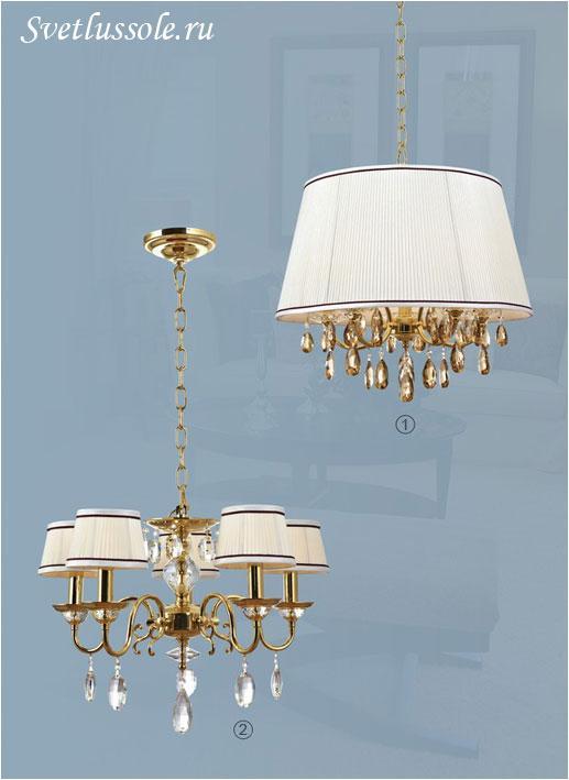 Декоративный светильник WE349.05.323_wertmark