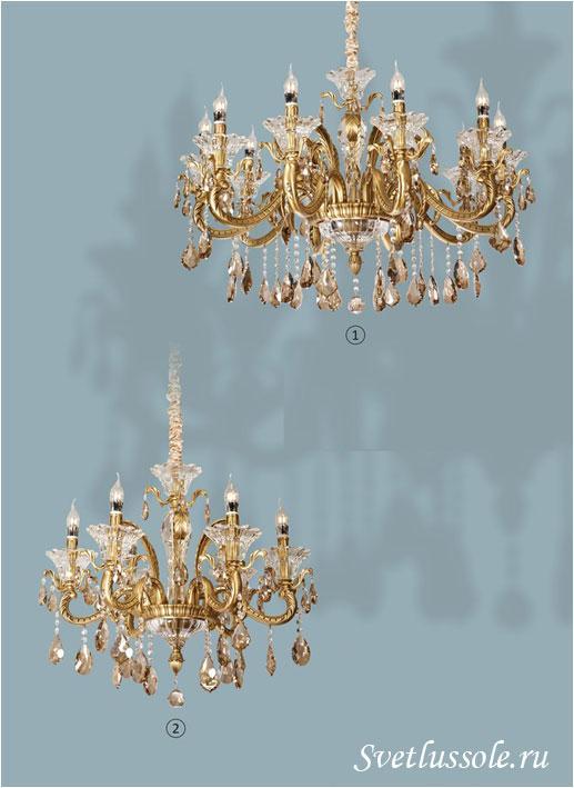 Декоративный светильник WE350.10.503_wertmark