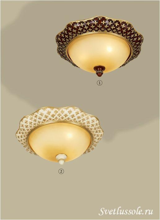 Декоративный светильник WE354.03.607_wertmark