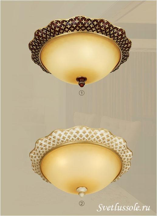 Декоративный светильник WE354.03.627_wertmark