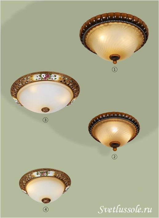 Декоративный светильник WE343.03.627_wertmark