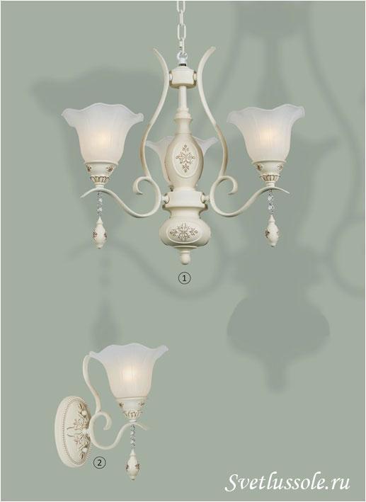 Декоративный светильник WE359.03.003_wertmark