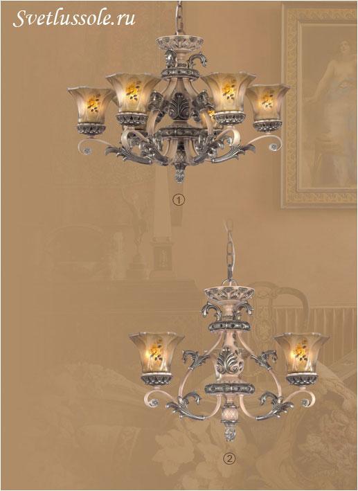 Декоративный светильник WE356.06.503_wertmark