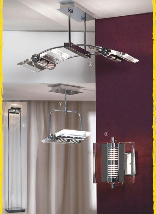 Декоративный светильник Aquileia LSA-8303-02