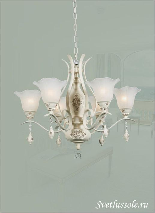 Декоративный светильник WE359.06.003_wertmark