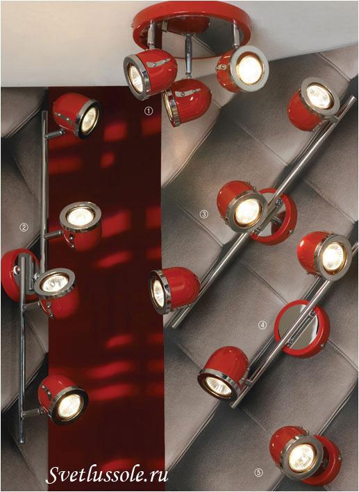 Декоративный светильник Tivoli LSN-3109-04