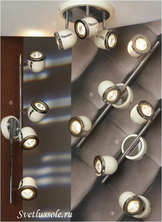 Декоративный светильник Tivoli LSN-3111-03