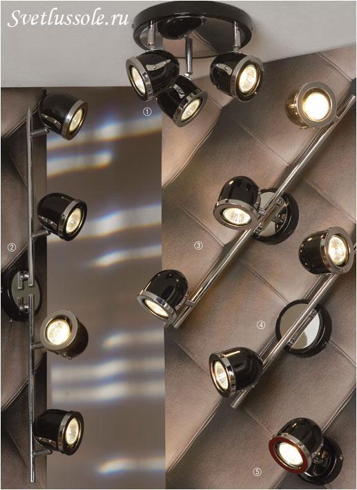 Декоративный светильник Tivoli LSN-3121-03