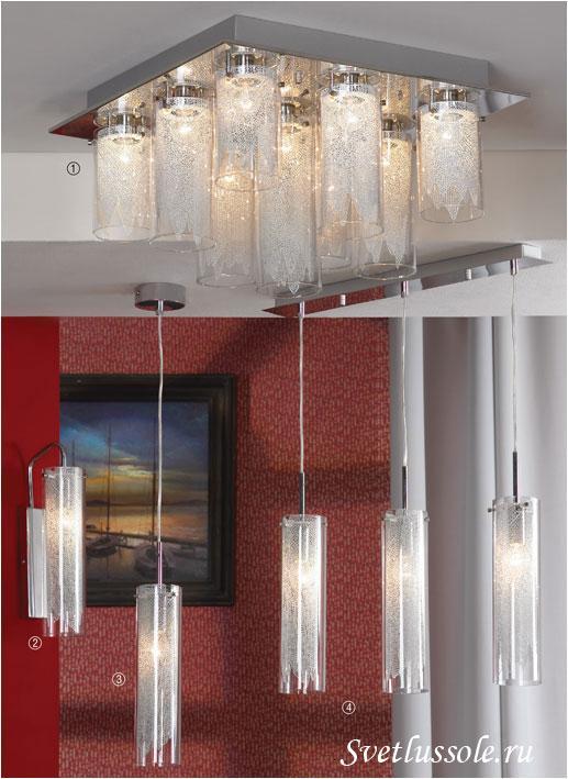 Декоративный светильник Biosvet LSA-4706-01