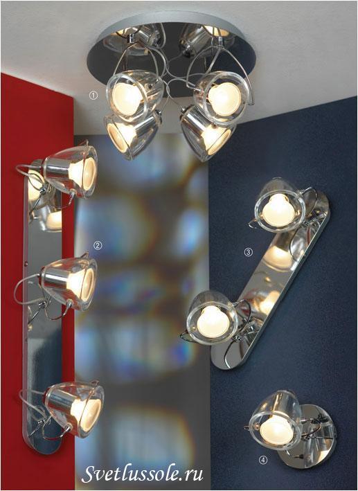 Декоративный светильник Civo LSL-6901-04
