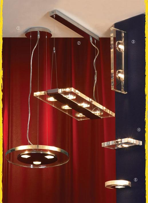 Декоративный светильник Diamante LSC-5303-06