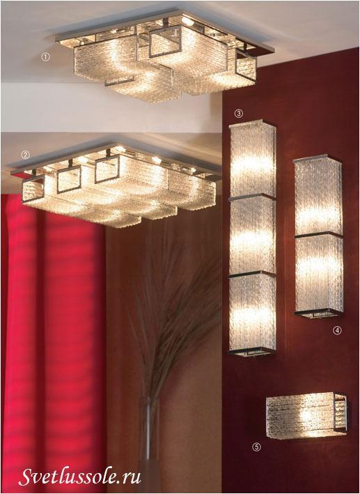 Декоративный светильник Lariano LSA-5407-04