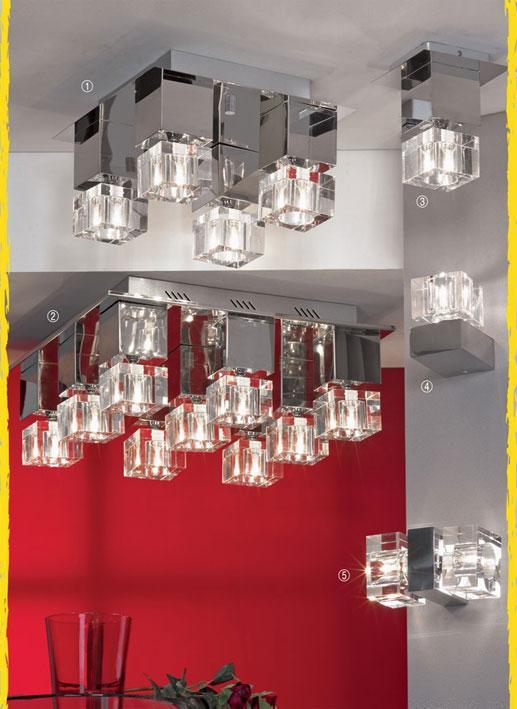 Декоративный светильник Grosseto LSA-1307-04