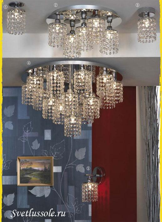 Декоративный светильник Monteleto LSJ-0407-16