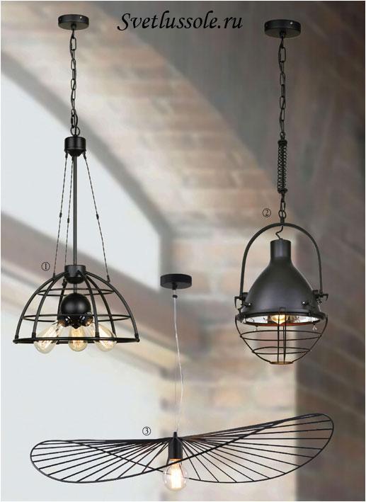 Декоративный светильник LSP-9931