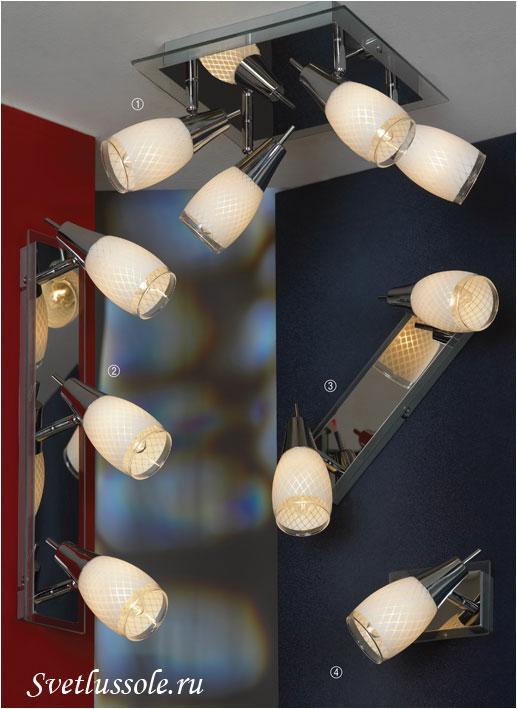 Декоративный светильник Carlino LSX-4801-04