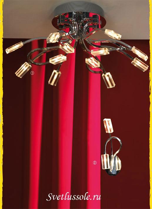 Декоративный светильник Sanluri LSQ-4503-12