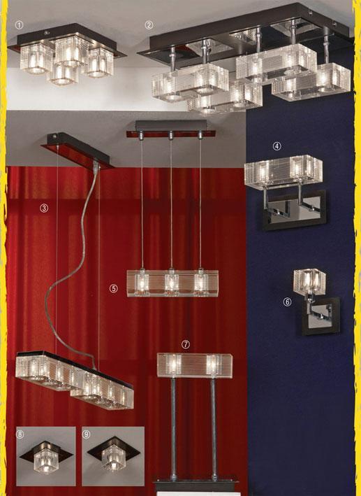 Декоративный светильник Notte di Luna LSF-1307-04