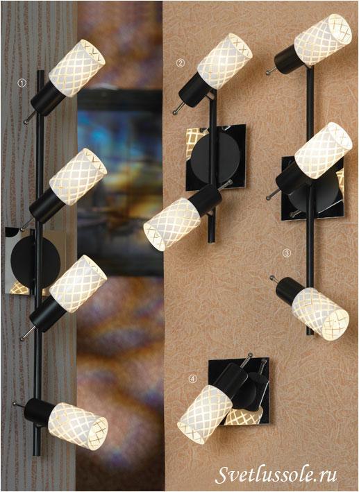 Декоративный светильник Aggius LSX-5601-03