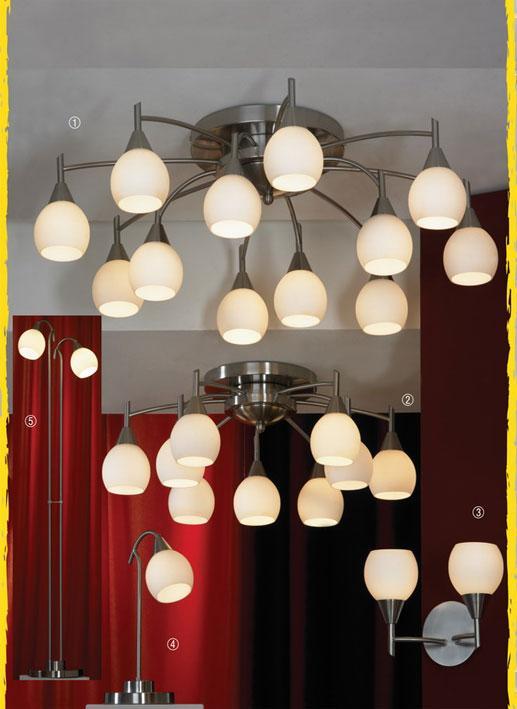Декоративный светильник Pitigliano LSC-2607-12