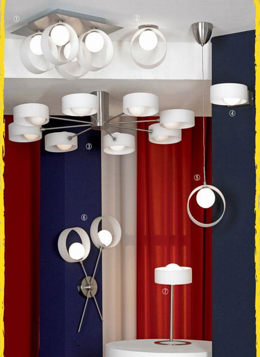 Декоративный светильник Pallottola LSN-0407-08