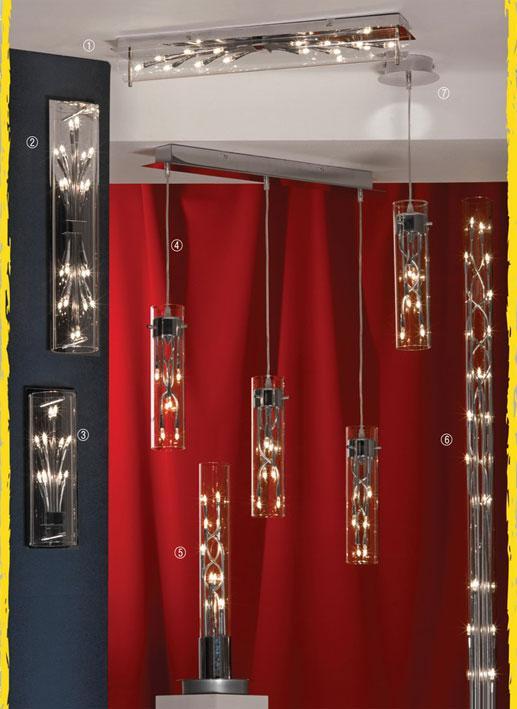 Декоративный светильник Vitravo LSQ-4006-06