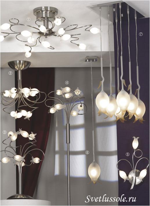 Декоративный светильник LSP-0016