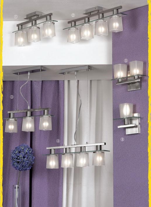 Декоративный светильник Salandra LSL-1803-03