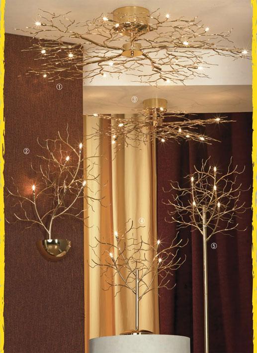 Декоративный светильник Autunnale LSQ-9017-15