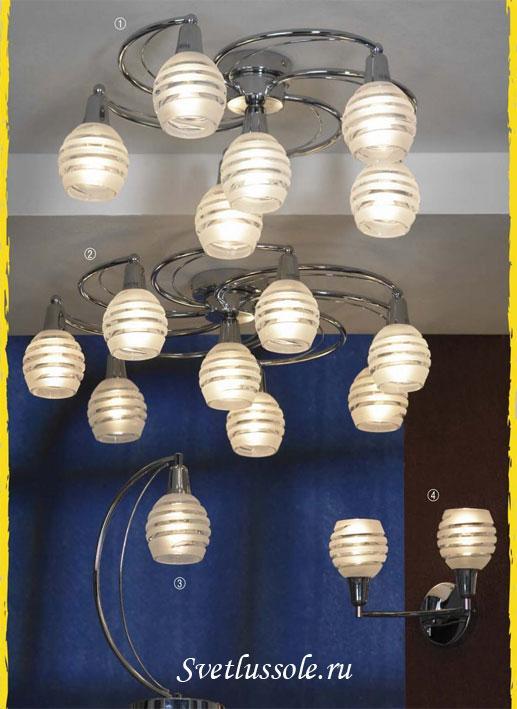 Декоративный светильник Barchi LSC-9307-08