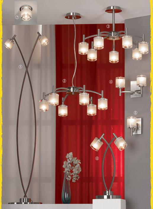 Декоративный светильник Vittorito LSC-6003-07