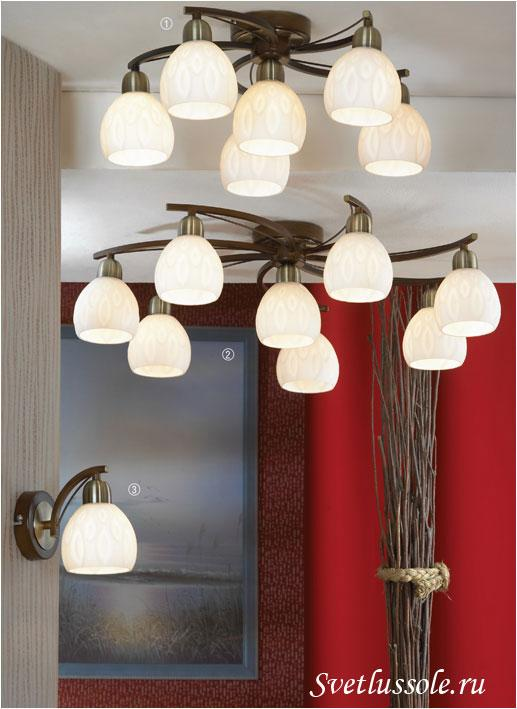 Декоративный светильник Mores LSL-8807-08
